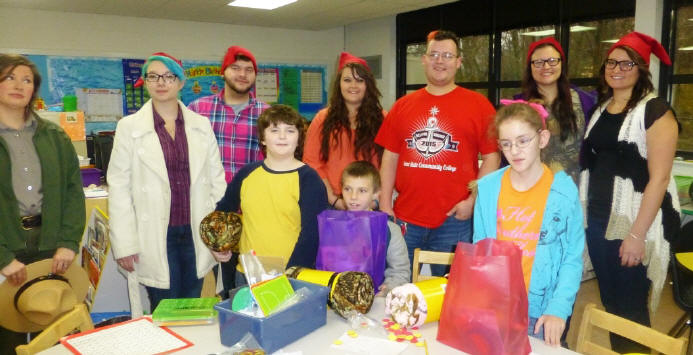 briceville girls The braden family, patrick braden, jamey braden and their their sons gabriel, 6, and noah, 9, will be receiving an empty stocking fund.